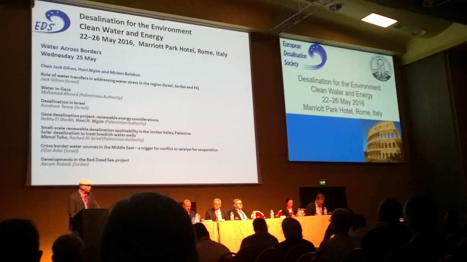 Life Wire Project Presented In Eds Rome 2016 Conference